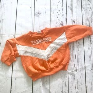 Vintage 1970's Tennessee embroidered sweatshirt